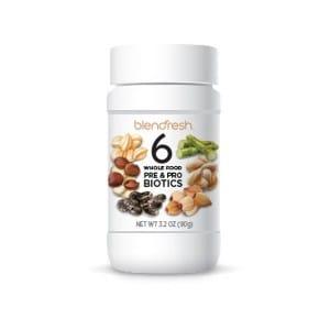 blendfresh pre and probiotics