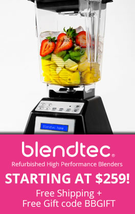 Blendtec Refurb Category
