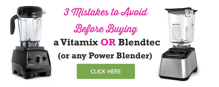 Blendtec vs Vitamix Which One is Better