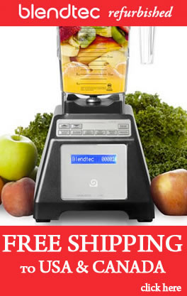 Blendtec Refurb Free Shipping