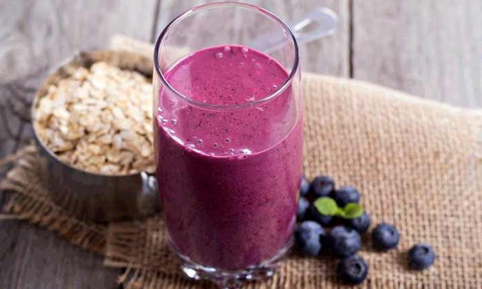 Smoothies for Kids - Breakfast Smoothie with Oats