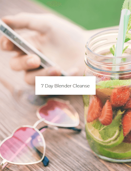 7 Day Blender Cleanse