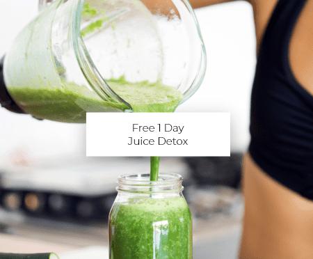 1 Day Juice Detox