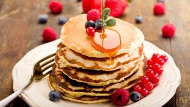Pancakes from scratch easy country recipe