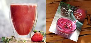 7 Superfood Smoothie Principles from Julie Morris by @BlenderBabes