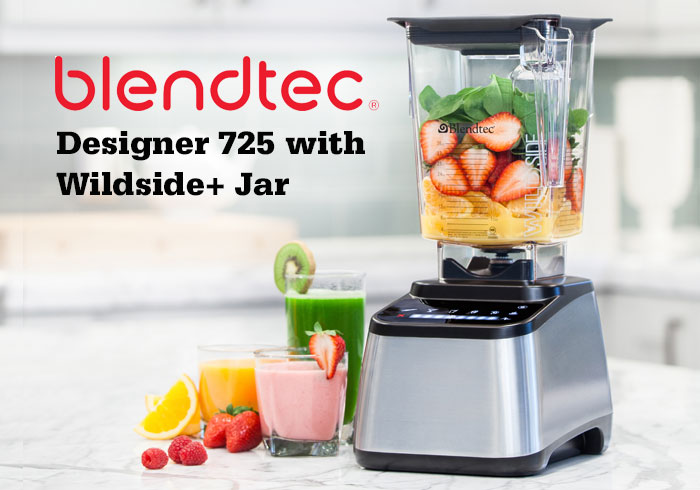 Blendtec Designer 725 Review – Most Comprehensive Review