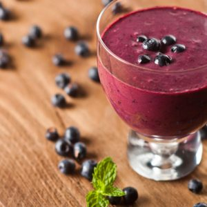 Dr. Oz 3 Day Detox Dinner Smoothie by @BlenderBabes