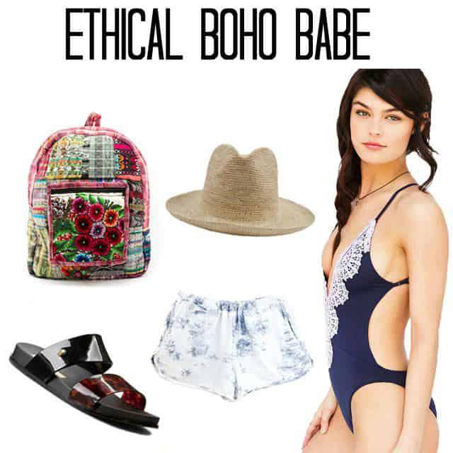 Ethical Beachwear for Every Girl by @BlenderBabes