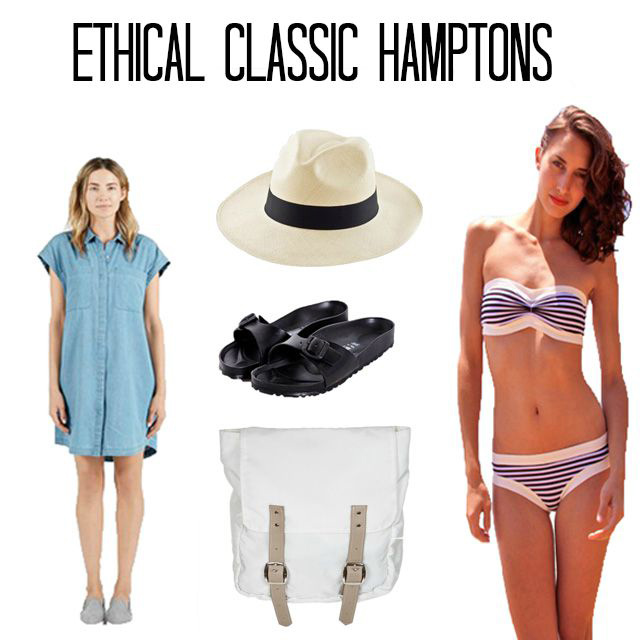 Ethical Beachwear for Every Girl by @BlenderBabes