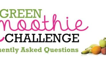Blender Babes' Green Smoothie Challenge Frequently Asked Questions