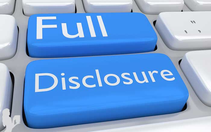 Editorial Standard and FTC Disclosure