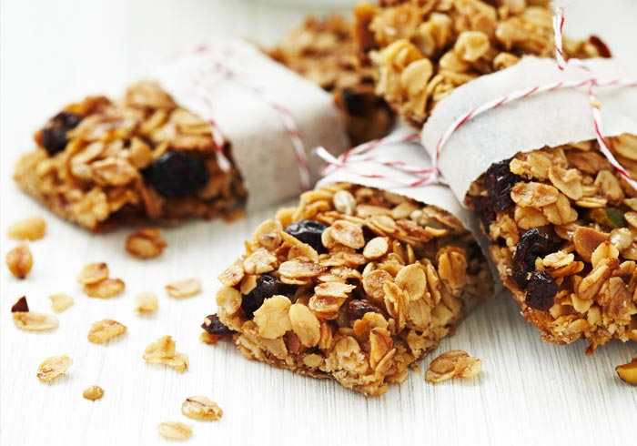 Gluten Free Nut and Seed Bar