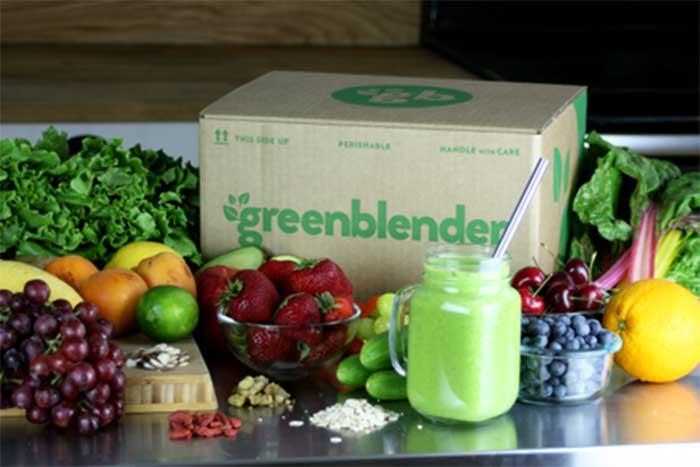 Vitamix Green Blender Offer