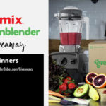 Green Blender Vitamix Giveaway