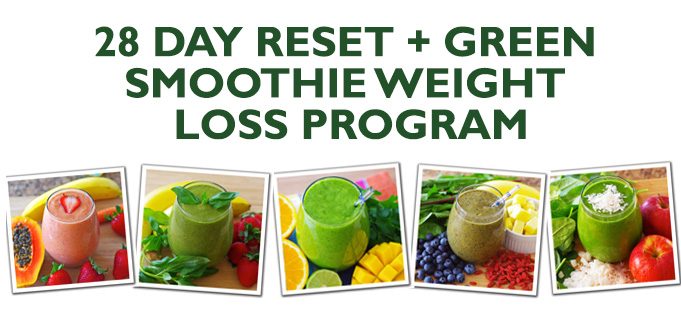 Green Smoothie Weight Loss Program