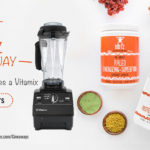 Rootz Nutrition Protein Giveaway Vitamix