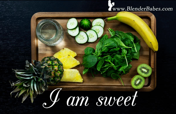 Juice Detox Drink 3 ~ I AM SWEET