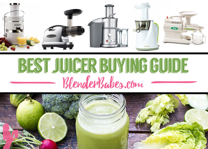 The Best Juicer Machine for YOU!
