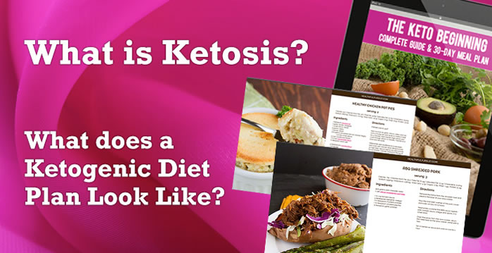 What is Ketosis and a Ketogenic Diet Plan look like by @BlenderBabes