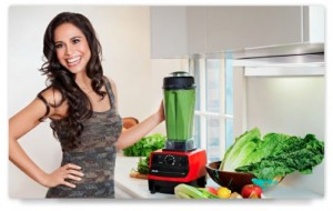 Kimberly Snyder Vitamix Glowing Green Smoothie Beauty Detox Solution