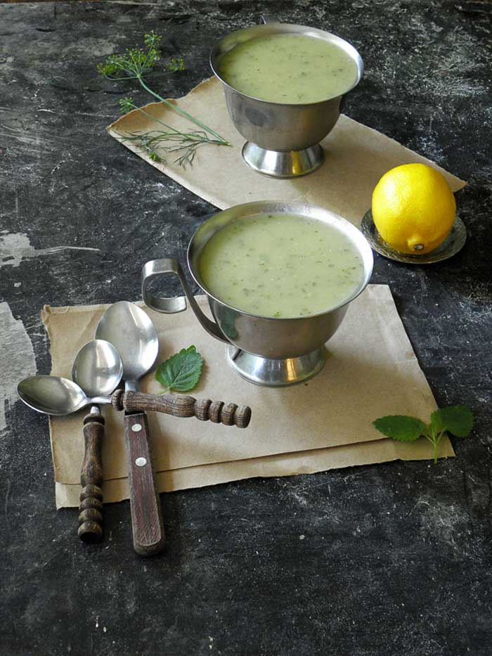Easy Blendtec and Vitamix Soup Recipes That You Can Make In Any Blender Zucchini Soup