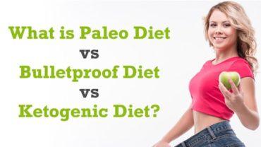 What is Paleo Diet vs Bulletproof Diet vs Ketogenic Diet by @BlenderBabes