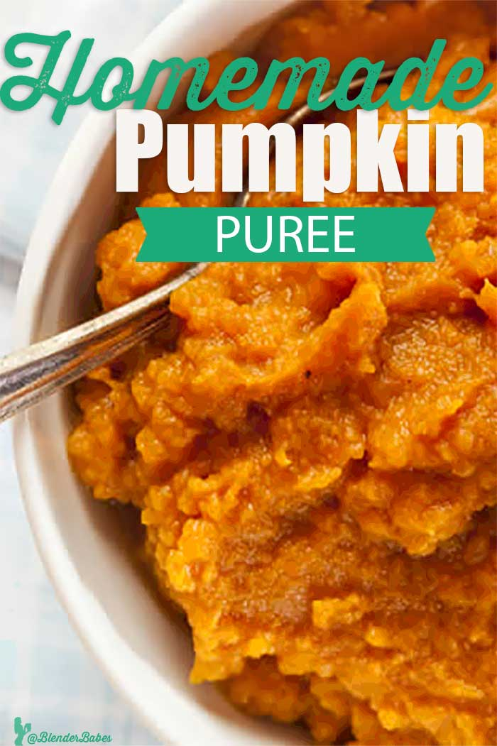 Pumpkin Puree Recipe for the holidays