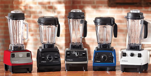 Blendtec vs Vitamix ~ 5 types of Vitamix models ~ The @BlenderBabes Reviews