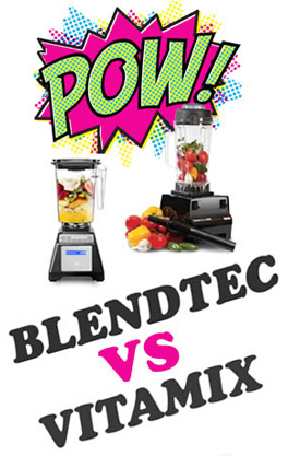 Blendtec vs Vitamix Review Category Ad