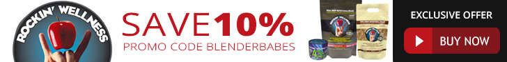 Rockin Wellness Promo Code BlenderBabes