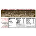 Rockin Wellness Nutrition Facts