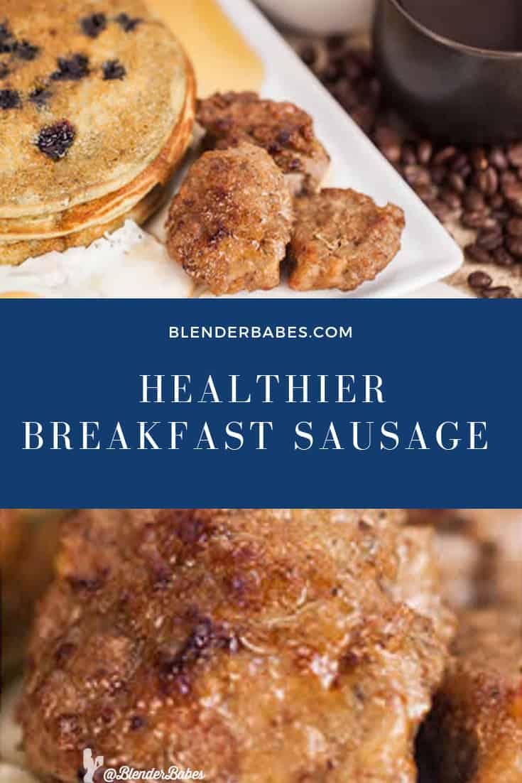 sausages blenderbabes healthy