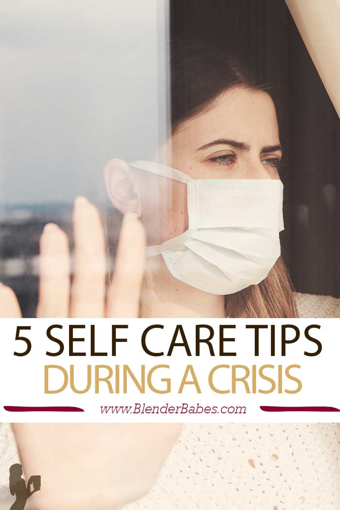 Self Care Tips for Women During Crisis