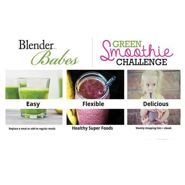 Shop Green Smoothie Challenge eBook