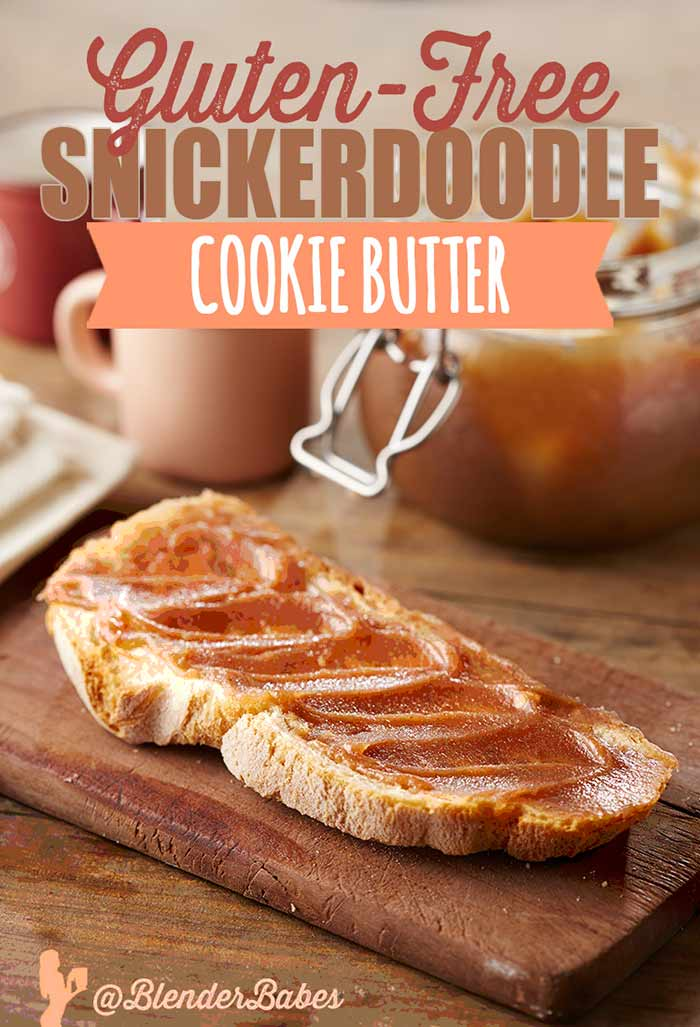 Snickerdoodle Cookie Butter Recipe