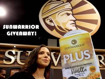 Sunwarrior Giveaway
