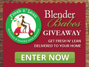 Fresh n' Lean Giveaway. Enter to Win!