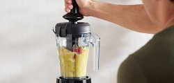 Which Vitamix to Buy - the Vitamix tamper