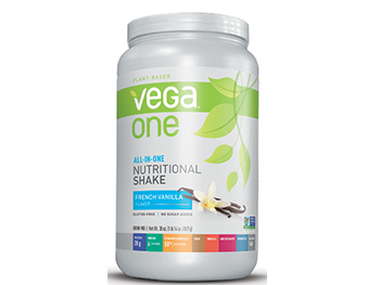Win a Large Tube of Vega Plant Based Protein from @BlenderBabes