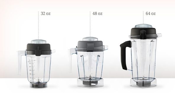 Best Vitamix containers to make smaller portions and nut butters